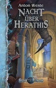 Cover: Nacht über Herathis